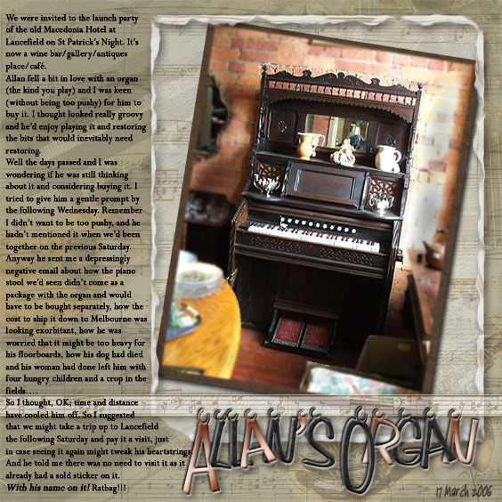 Music Kit by Marcee Duggar